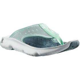 Salomon Reelax Break 5.0 Shoes Women, turquoise/wit